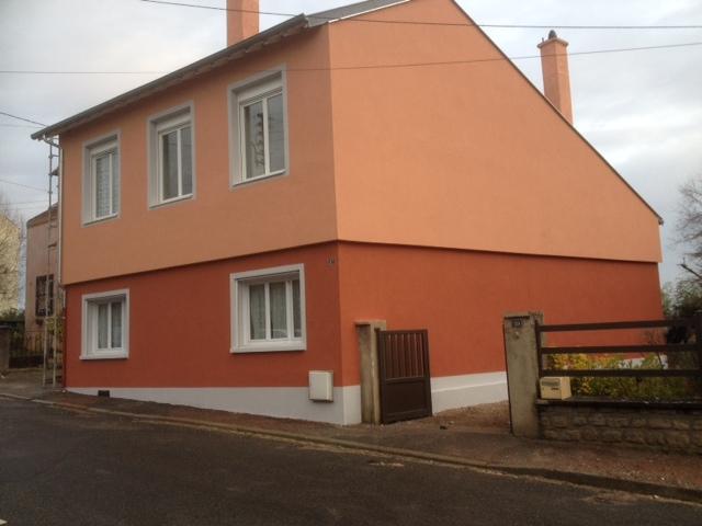 Entreprise RGE pour le ravalement de façade en Saône et Loire