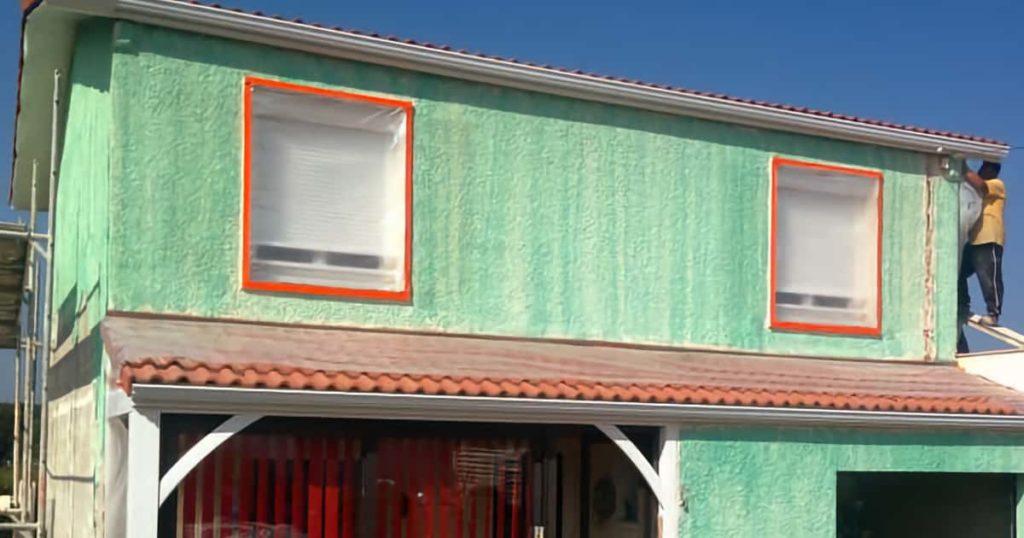 Entreprise de ravalement de façade et isolation par extérieur
